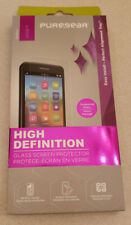 PureGear High Definition Tempered Glass Screen Protector for LG V20 - Clear