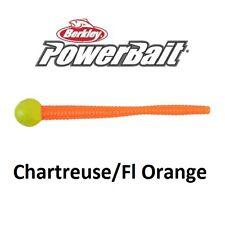 Berkleys POWERBAIT GALLEGGIANTI Topi Tails-Chartreuse/FL o (13) * 1307586*2018 STOCK