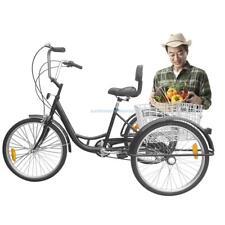 """24"""" Triciclo per adulti per adulti Triciclo w/Cestino"""