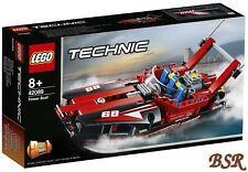 Lego Engineering: 42089 Race Boat & Boxed & New