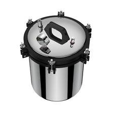 18L High-Pressure Steam Sterilizer Medical Dental Tattoo Autoclave Sterilization