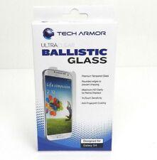 Tech Armor Ultra Clear Ballistic Glass Screen Protector for Samsung Galaxy S4