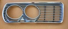 BMW E3 E9 Grill rechts Ziergitter Front Kühlergrill, front grill