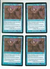 MTG 4x Treachery (NM) Urza's Destiny Magic