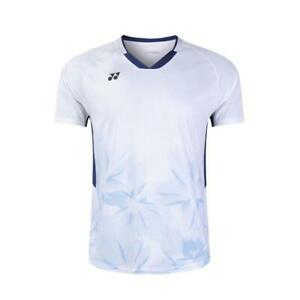 New Outdoor sports men's badminton Tops Table tennis clothes Tee shirts