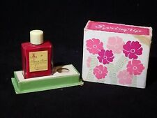 Vintage antique red nail polish original box Primrose House maraschino