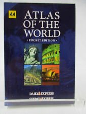 AA Atlas of the World Pocket Edition 2008