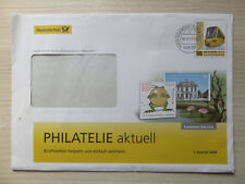 BUND GANZSACHE/PLUSBRIEF 28.12.2017 Deutsche Post Philatelie aktuell 1. Quartal