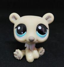 Littlest Pet Shop LPS Ours polaire #1000 crème et blanc
