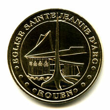 76 ROUEN Eglise Sainte-Jeanne d'Arc, 2019, Monnaie de Paris