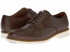 Cole Haan Mens Great Jones Plain Toe Grand.OS Lace Up Business Casual Oxfords