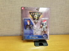 Bandai Xyber 9 New Dawn Mick action figure, Brand New!