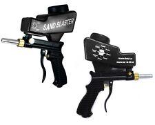 Sandblaster Portable Speed Blaster, Sand Blasting Nozzle Gun, Gravity Feed Sa...