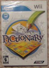 Nintendo Wii uDraw Pictionary (Brand new)