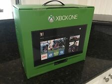Microsoft Xbox One with Kinect 500 GB Black Console - New in Sealed Box