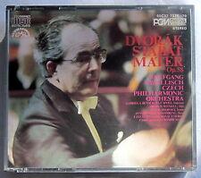 CD (s) - DVORAK STABAT MATER - W. Sawallisch & Czech Philharmonic Orchestra 2CD