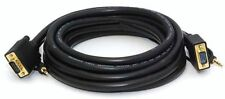 15FT VGA SVGA M/M Monitor Cable with 3.5mm Audio 15'
