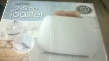 BRAND NEW AND BOXED LLOYTRON  TWO SLICE TOASTER