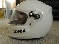 Helm Uvex Motorrad Kart Bambini XXS