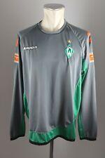 Werder Bremen Trikot Training Gr. XXL Home Jersey Kappa Beluga langarm 2XL