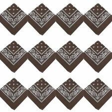 Écharpes et châles marron avec des motifs Cachemire pour femme