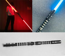 2in1 Star Wars Lightsaber Sword Fx Dueling Force Metal Hilt 16 Colors Change Toy