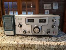 Lafayette HA 350 Shortwave Receiver w/ speaker and 2 manuals