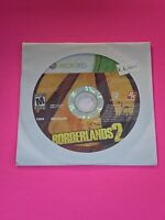 🔥 MICROSOFT XBOX 360  - 💯 WORKING GAME  DISC ONLY 🔥BORDERLANDS 2