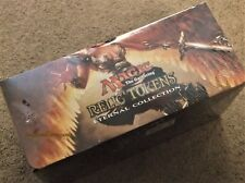 ULTRA PRO RELIC TOKENS MAGIC MTG ETERNAL COLLECTION 1/8 BOX LOT = 3 PACK LOT