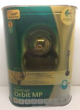 Logitech QuickCam Orbit MP Webcam NEW & SEALED