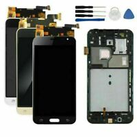 Per Samsung Galaxy J3 2016 J320F SM-J320FN M P Y Schermo LCD Touch Screen Frame