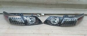 2003 - 2008 Infiniti FX35 FX45 Sport Tail light lamp Original Set Clear Smoke