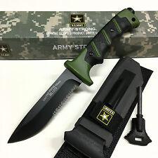 KNIFE COLTELLO DA CACCIA USA A2001GN SURVIVOR SOPRAVVIVENZA SURVIVAL STILE RAMBO
