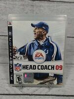 Head Coach 09 (Sony PlayStation 3, 2008)