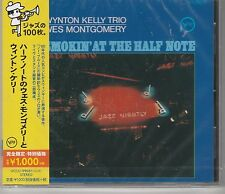Smokin' at the Half Note  Wes Montgomery/Wynton Kelly Trio Japan Import Sealed