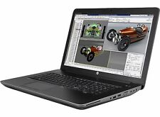 HP ZBook 17 G3 FHD IPS Touch Intel Xeon E3-1535M 16GB ECC 512GB SSD M5000M 8GB