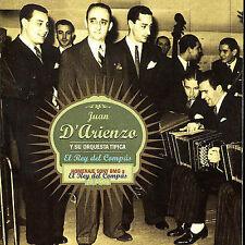 El Rey del Compas by Juan D'Arienzo (CD, Jul-2005, Sony Bmg)