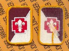 US Army 82nd Medical Brigade dress uniform patch