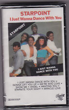 Starpoint  I Just Wanna Dance with You [Musikkassette] NEU + OVP