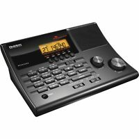 Uniden Bearcat Analog Scanner with FM Clock Radio- 500 Channels Model# BC365crs
