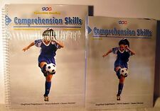 SRA Comprehension B2  Skills Teacher Presentation book, workbook, & T. Guide