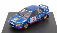 Model Car Rally Scale 1:43 Trofeu Subaru Impreza N.3 2nd Rally Du Var 1