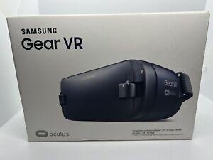 Samsung Gear VR SM-R323 Virtual Reality Headset Blue Black Oculus