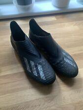 Mens Adidas X 19+ FG Football Boots Size 10.5 UK