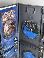 Lost Kingdoms Nintendo GameCube  Complete CIB manual Disc Mint!!