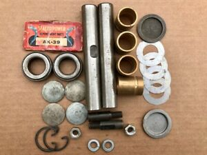 NOS/NORS 1934-38 Chevrolet Master King Pin Set AK-39  K31  KA20  8252B