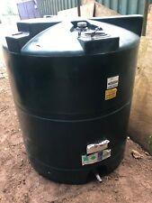 Domestic heating oil storage tank, Plastic storage tank 1300 Liters