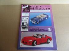 """322J Argus Miniature 152 #02 1993 """" 80 Pages"""