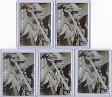 1994 Upper Deck GM American Epic Hank Aaron (LOT of 5 Cards)