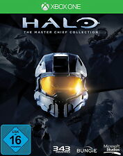 Halo: The Master Chief Collection (Microsoft Xbox One, 2014, DVD-Box)